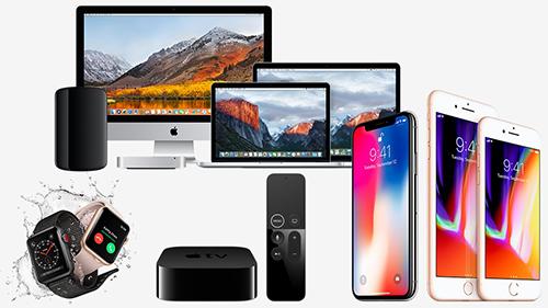Tutti i dispositivi iOS